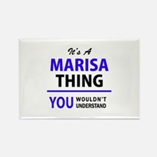 MARISA thing, you wouldn't understand! Magnets
