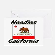 Needles California Greeting Cards (Pk of 10)