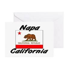 Napa California Greeting Cards (Pk of 10)