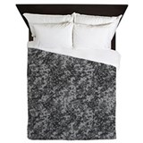 Digital camo Luxe Full/Queen Duvet Cover