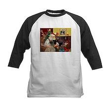 Santa's Bullmastiff #7 Tee