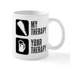 Pan Flute My Therapy Mug