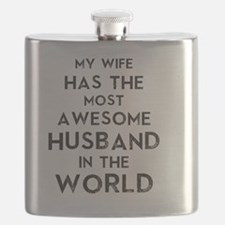Cute My wife Flask