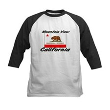 Mountain View California Tee