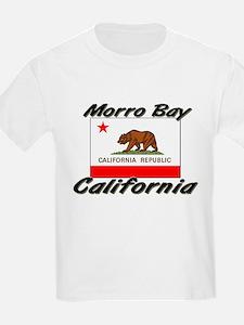 Morro Bay California T-Shirt