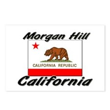 Morgan Hill California Postcards (Package of 8)