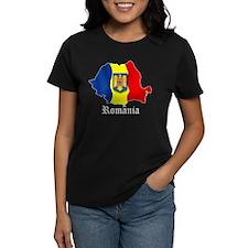 Romania arms Tee
