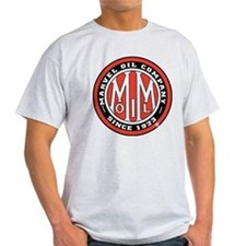 T-Shirt with Marvel Oil Company Logo