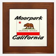 Moorpark California Framed Tile