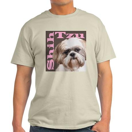 Shih Tzu Squared - Light T-Shirt