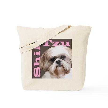 Shih Tzu Squared - Tote Bag
