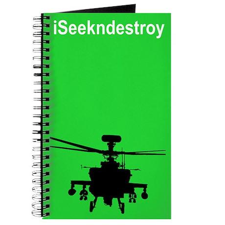 AH-64 Longbow Apache Journal