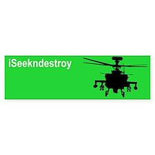 AH-64 Longbow Apache Bumper Stickers