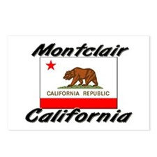 Montclair California Postcards (Package of 8)