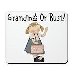 Going to Grandmas Mousepad