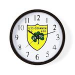 USS O'Bannon (DD 450) Wall Clock