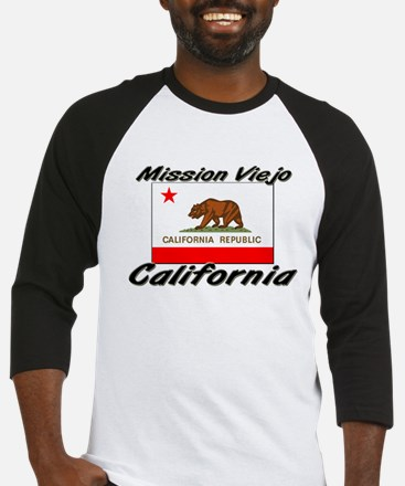 Mission Viejo California Baseball Jersey