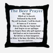 Octoberfest Throw Pillow