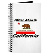 Mira Monte California Journal