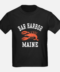 Bar Harbor Maine T