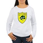 USS O'Bannon (DD 450) Women's Long Sleeve T-Shirt