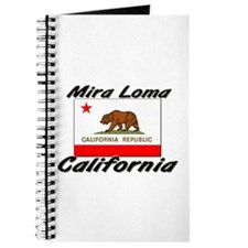 Mira Loma California Journal