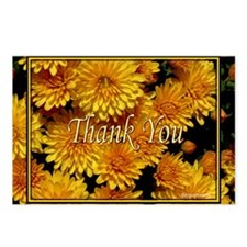 Unique Thankful Postcards (Package of 8)