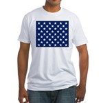 STARS AND STRIPES Fitted T-Shirt