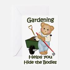 Garden Tips #2 Greeting Cards