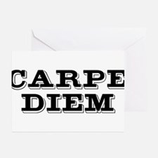 """Carpe Diem"" Greeting Cards (Pk of 20)"