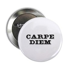"""Carpe Diem"" 2.25"" Button (10 pack)"