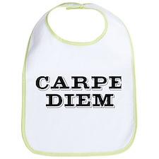 """""""Carpe Diem"""" Bib"""