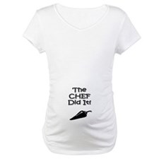 DAD CHEF - Shirt - w/b