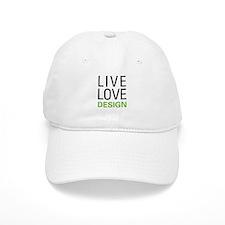 Live Love Design Hat
