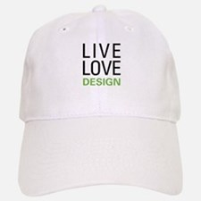 Live Love Design Hat