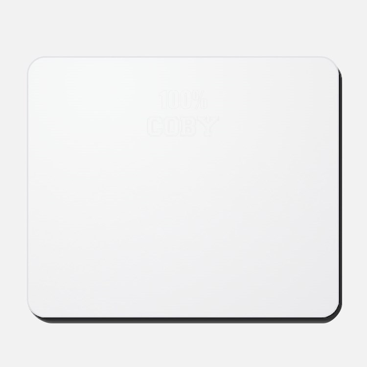 100% COBY Mousepad