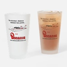 Unique Bonanza Drinking Glass