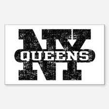Queens NY Decal