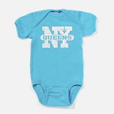 Queens NY Baby Bodysuit