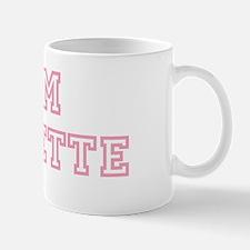 Team Suzette - bc awareness Mug