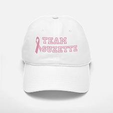 Team Suzette - bc awareness Baseball Baseball Cap
