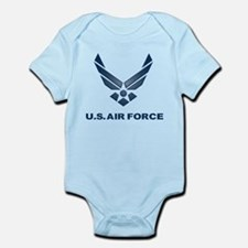 USAF Symbol Infant Bodysuit