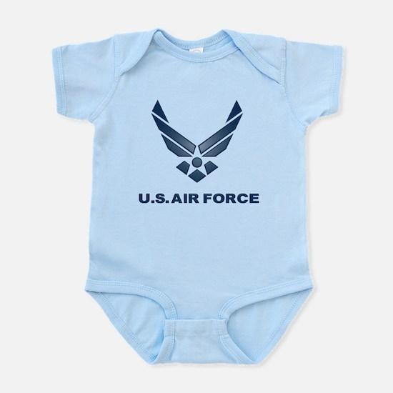 USAF Symbol Infant Bodysuit