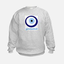 Greek Mati Protection Sweatshirt