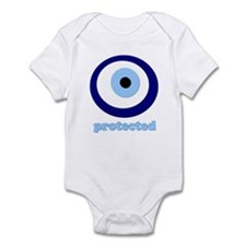 Greek Mati Protection Infant Bodysuit