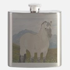 Cute Horse items Flask