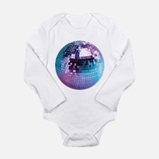 Disco Ball Graphic Body Suit