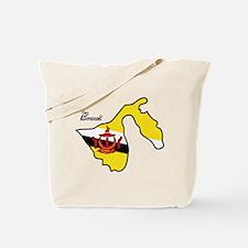 Cool Brunei Tote Bag