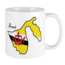 Cool Brunei Mug