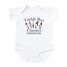 Tackle Box Classics Infant Bodysuit